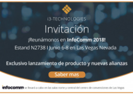 Invitaciín i3 Technologies